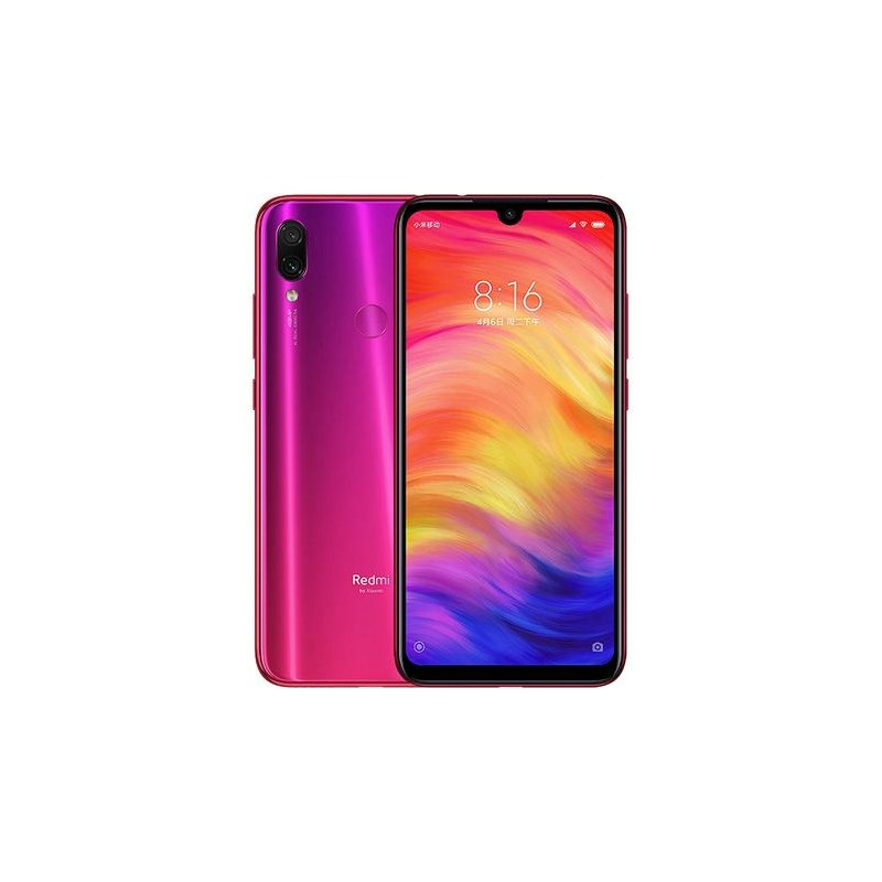 XIAOMI NOTE 7 4G/64GB Global Version Rosso