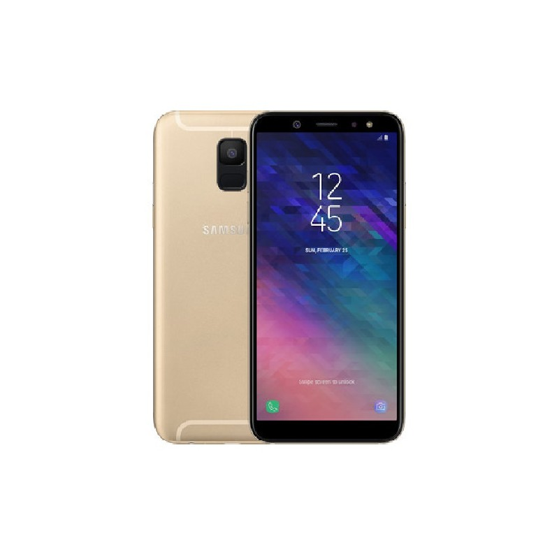 SAMSUNG A6 2018 ITALIA 5.6 Android 8.0 Dualsim Gold