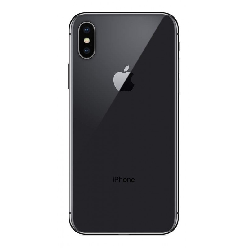 APPLE IPHONE X 256GB Gray Ricondizionato Classe A+ Con Scatola