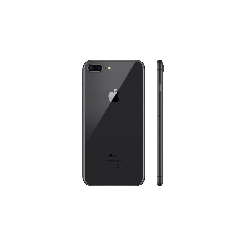 APPLE IPHONE 8 PLUS 64GB Space gray Ricondizionato Grado AB Con Scatola (Cuffie Jack 3,5)