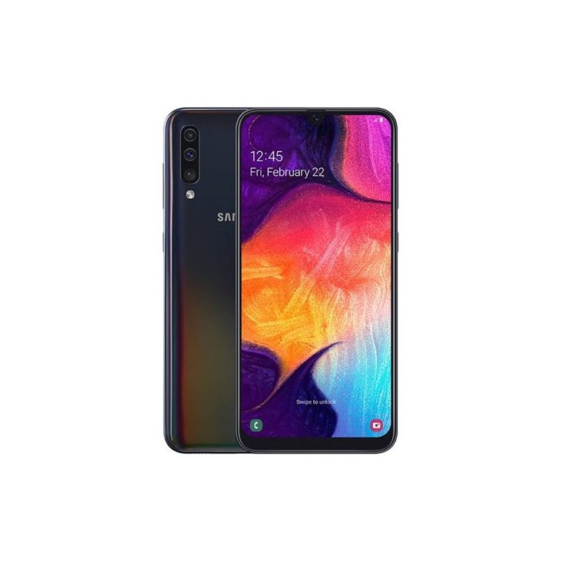 SAMSUNG A 50 ITALIA Display 6.4 Black DualSim