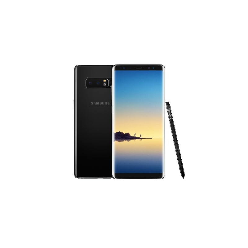 SAMSUNG NOTE 8 EU 6.3\'\' 64GB  RAM 6GB Android 7.1 Nero