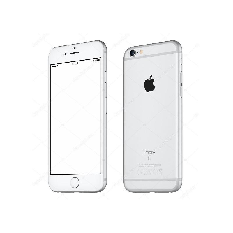 be1cc7ca9e6c4 APPLE DUMMY IPHONE 6S SILVER TELEFONO FINTO PER ESPOSIZIONI VETRINE