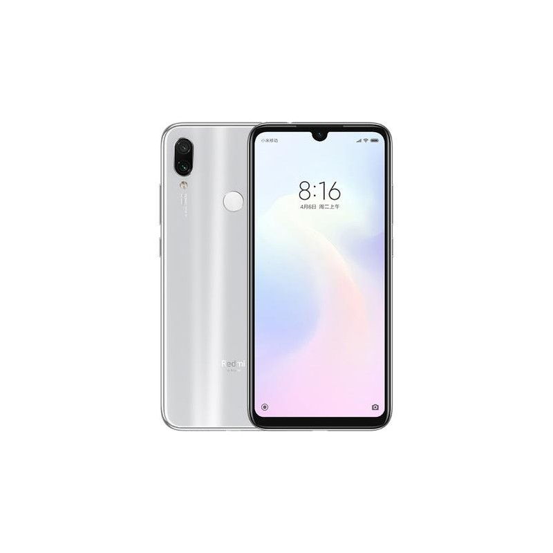 XIAOMI REDMI NOTE 7 4G/64GB Global Version White