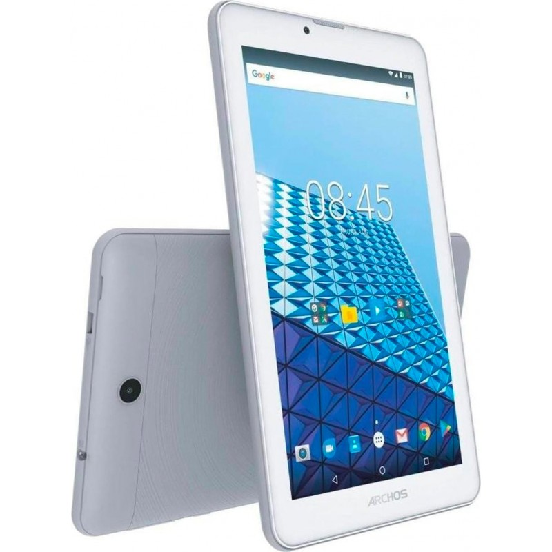 ARCHOS TABLET Access 70 Argento 7 1GB/8GB Quad-Core 1,3 Ghz Wi-Fi  3G GPS Fotocamera 2Mpx Android - ITALIA