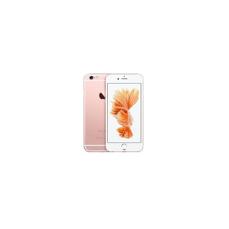 APPLE IPHONE 6S PLUS 128GB RoseGold Ricondizionato Grado AB Con Scatola (Cuffie Jack 3,5)