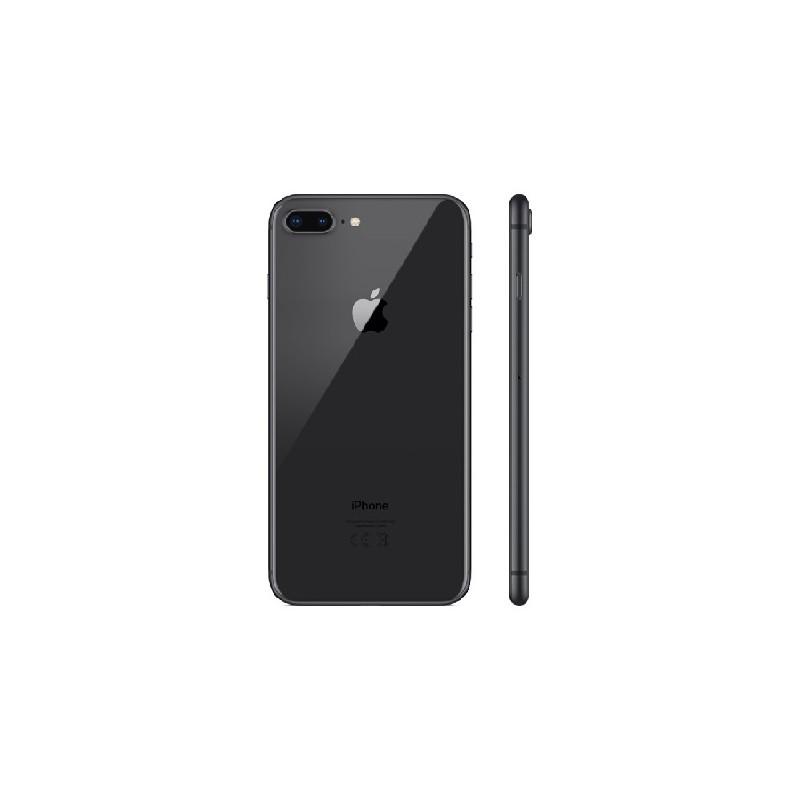 APPLE IPHONE 8 PLUS 64GB Space gray Ricondizionato Grado A+ Con Scatola (EarPods Lightning)