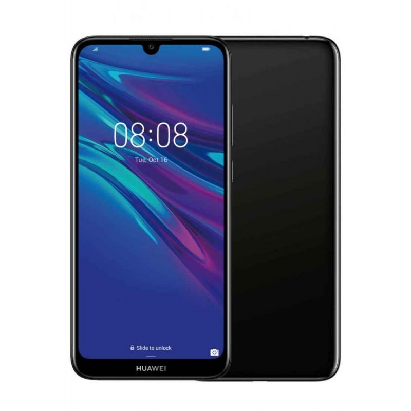 HUAWEI Y6 2019 LTE Vodafone Display 6.15\'\' DualSim Nero