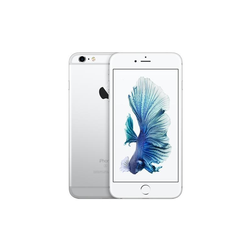 APPLE IPHONE 6S PLUS 128GB Silver Ricondizionato Grado A+ Con Scatola