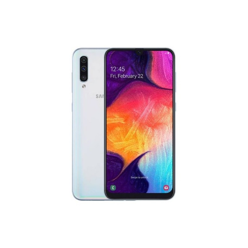 SAMSUNG A 50 EU Display 6.4 Blue DualSim