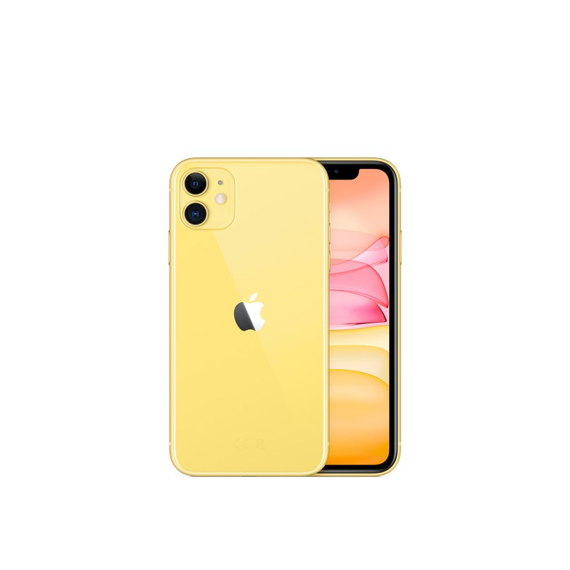 APPLE IPHONE 11 64GB ITALIA Yellow