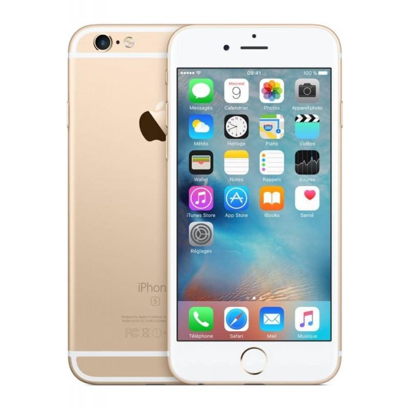 APPLE IPHONE 6S 16GB Gold Ricondizionato Grado AB Solo Telefono