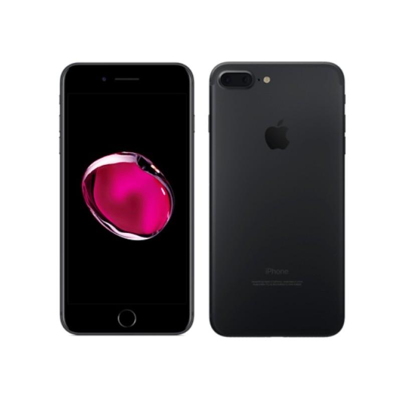 APPLE IPHONE 7 PLUS 128GB Black Ricondizionato Grado A+ Con Scatola (Cuffie Jack 3,5)