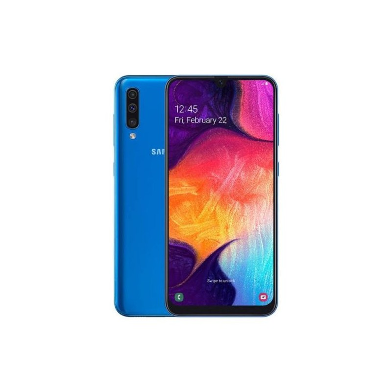 SAMSUNG A 50 ITALIA Display 6.4 Blue DualSim