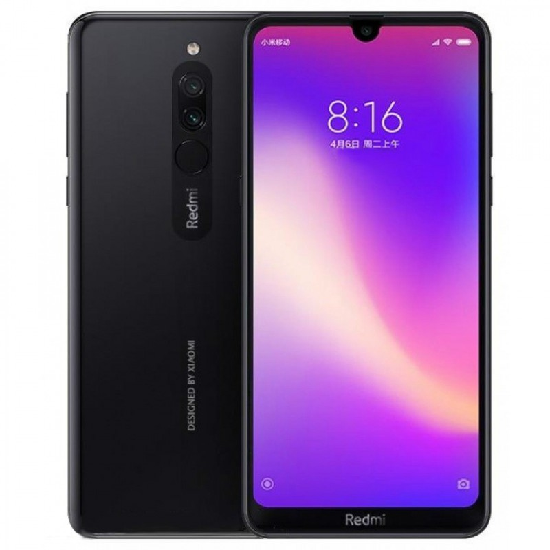 XIAOMI REDMI 8 3G/32GB Global Version Black