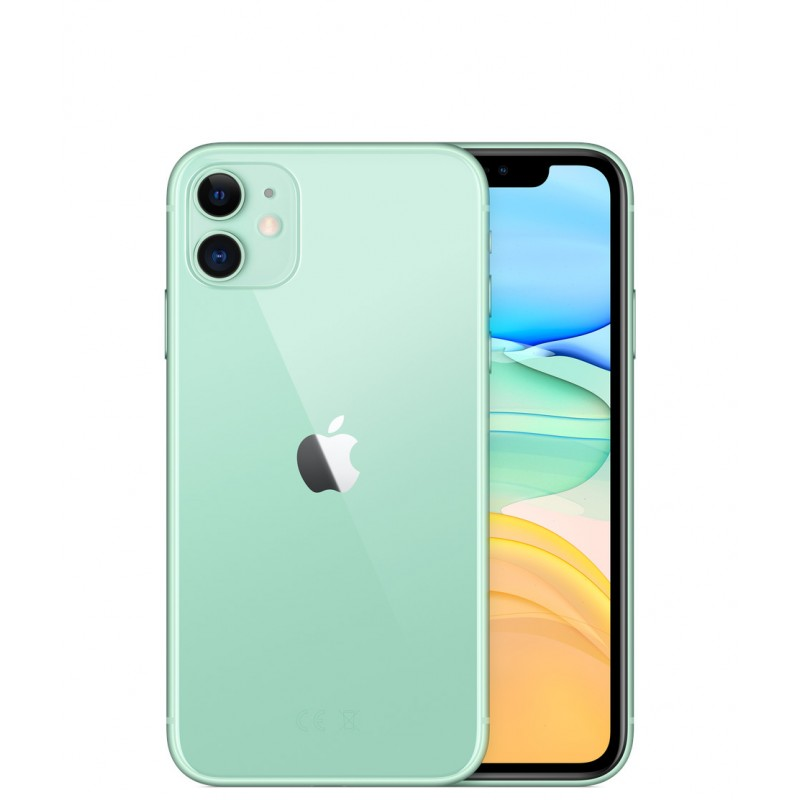 APPLE IPHONE 11 64GB ITALIA Green