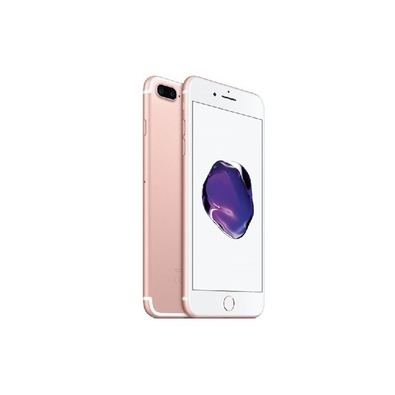 APPLE IPHONE 7 PLUS 128GB RoseGold Ricondizionato Grado A+ Solo Telefono