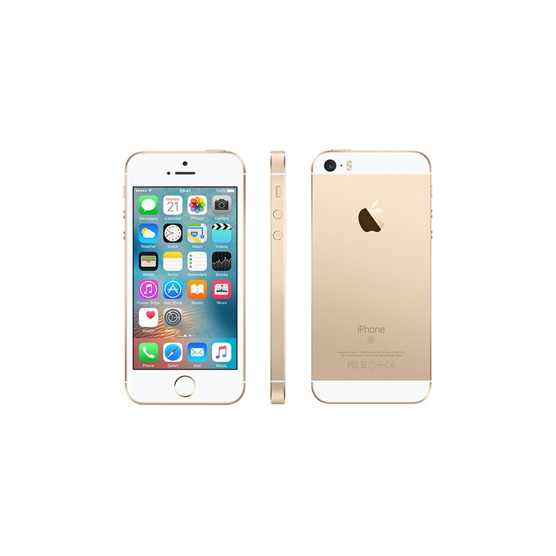 APPLE IPHONE SE 64GB Gold Ricondizionato Grado AB Con Scatola