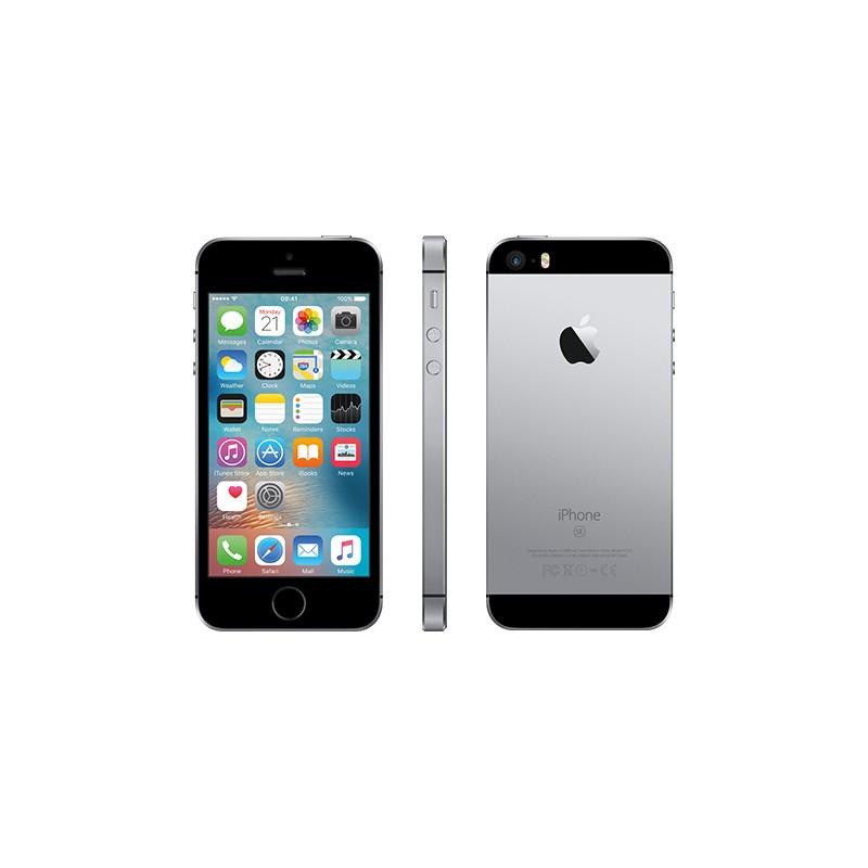 APPLE IPHONE SE 64GB Gray Ricondizionato Grado AB Solo Telefono