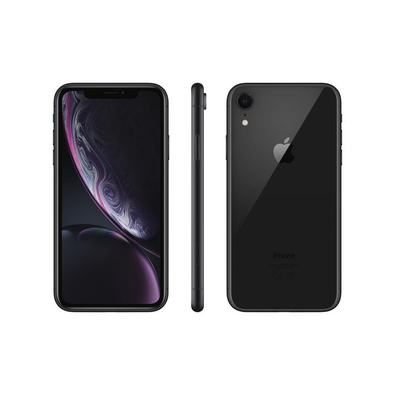 APPLE IPHONE XR 64GB TIM Black