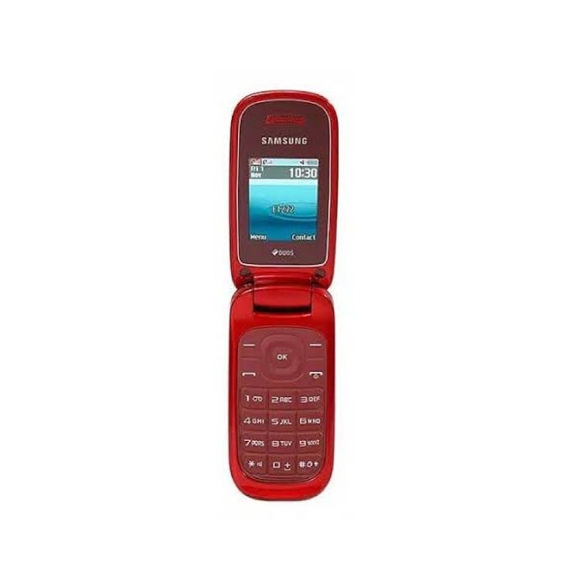 SAMSUNG E1272 Red (No...