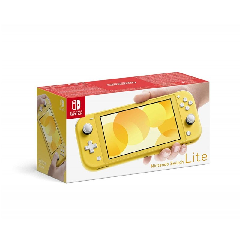 NINTENDO Switch Lite Giallo...
