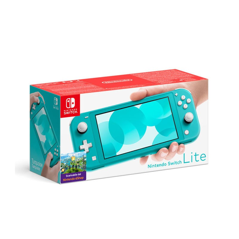 NINTENDO Switch Lite...