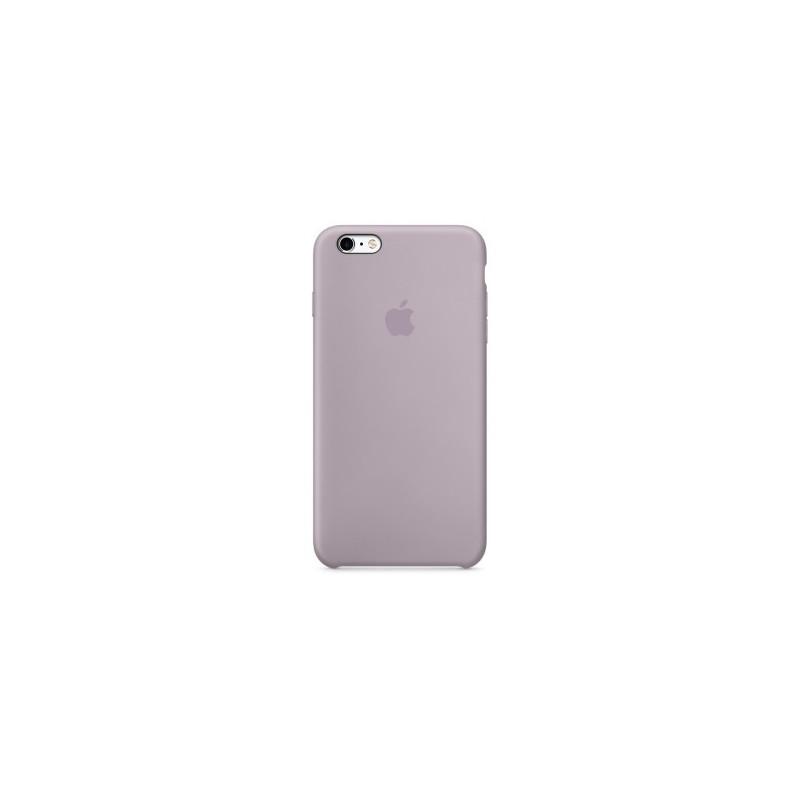 APPLE Cover in Silicone per iPhone 6s Plus Lavanda