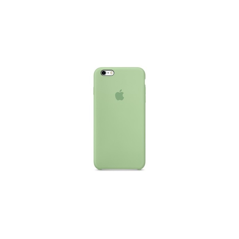 APPLE Cover in Silicone per iPhone 6s Verde