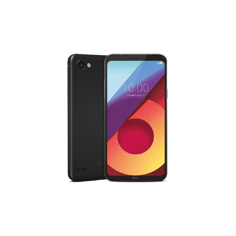 LG Q6 4G display 5.5\'\' Ram 3gb 32gb 3 ITALIA Black