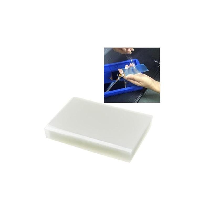 LOCA pellicola trasparente per l\'incollaggio del vetrino sul display, iphone 4,5 Sam. S3,S4,