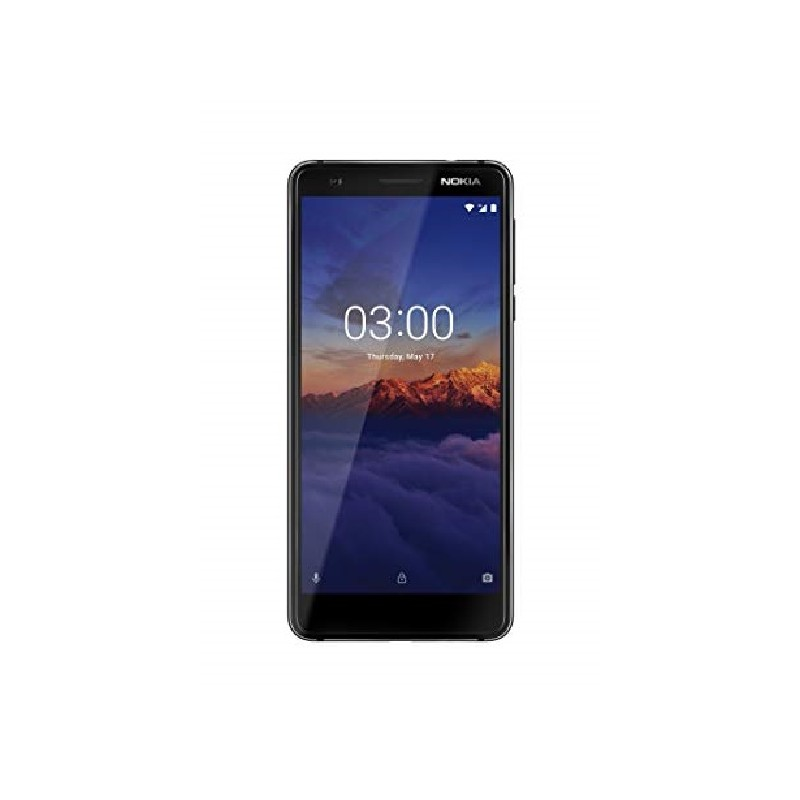 NOKIA 3.1 IT Black DualSim