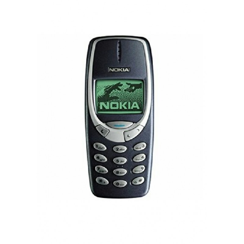 Nokia 3310 Blue Ricondizionato Grado A+ Con Scatola