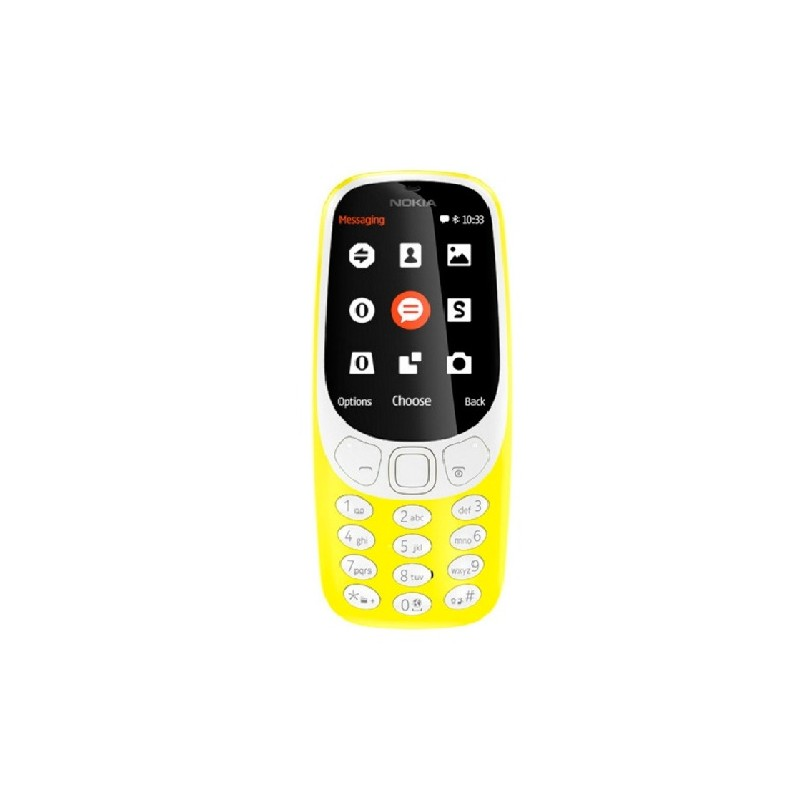 NOKIA 3310 IT Yellow