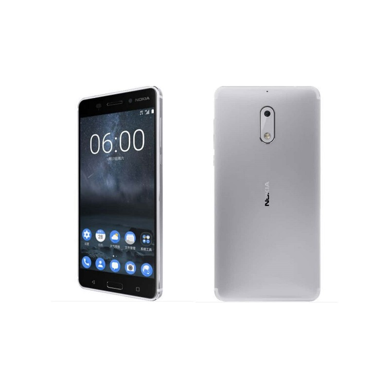 NOKIA 6 DualSim IT Silver, Lcd 5,5 32GB, 3GB