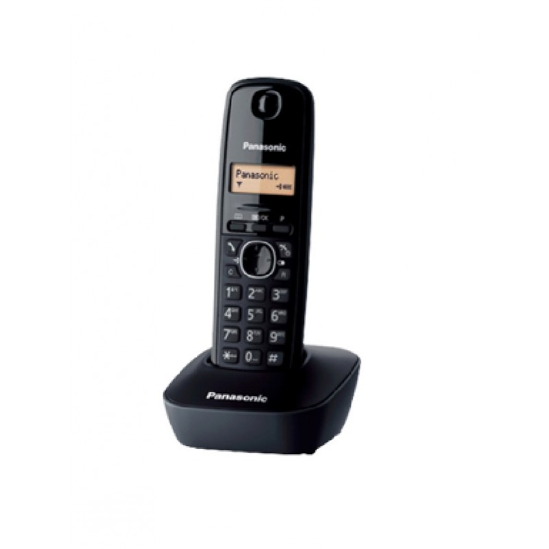 PANASONIC KX -TG1611 IT Nero