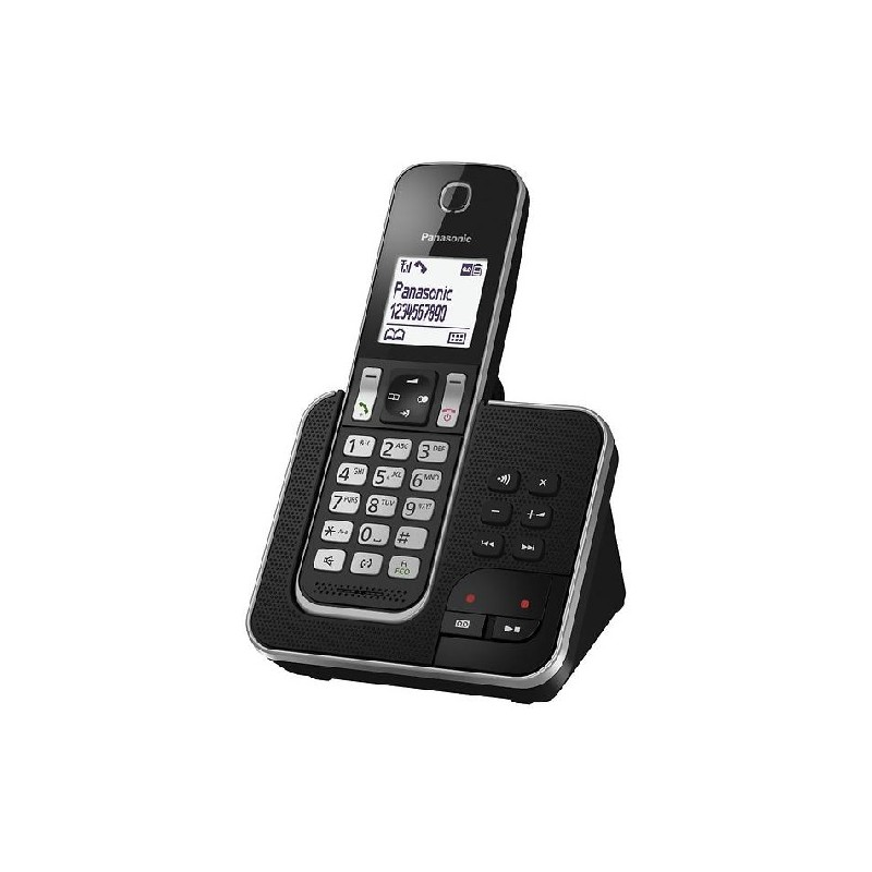 PANASONIC KX -TGD320 BLACK