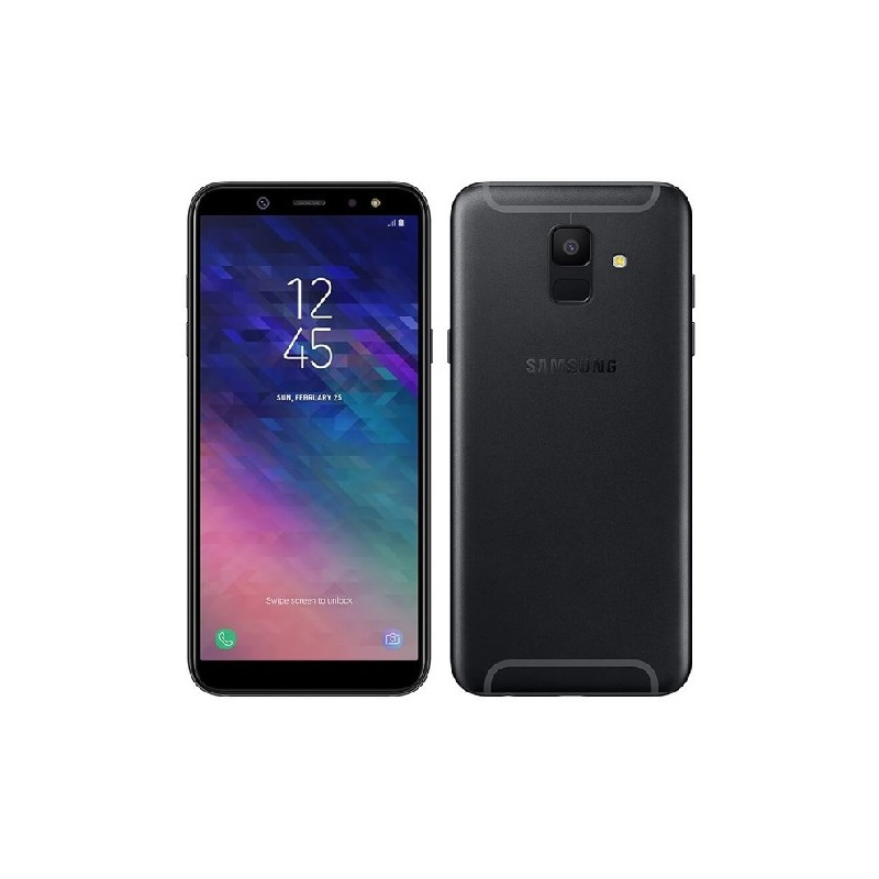 SAMSUNG A6 2018 TIM 5.6 Android 8.0 Black