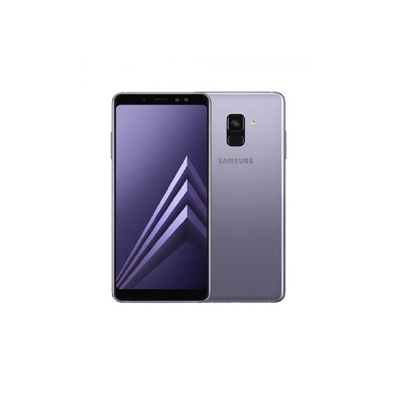 SAMSUNG A8 IT 5.6 DualSim  Orchid Gray