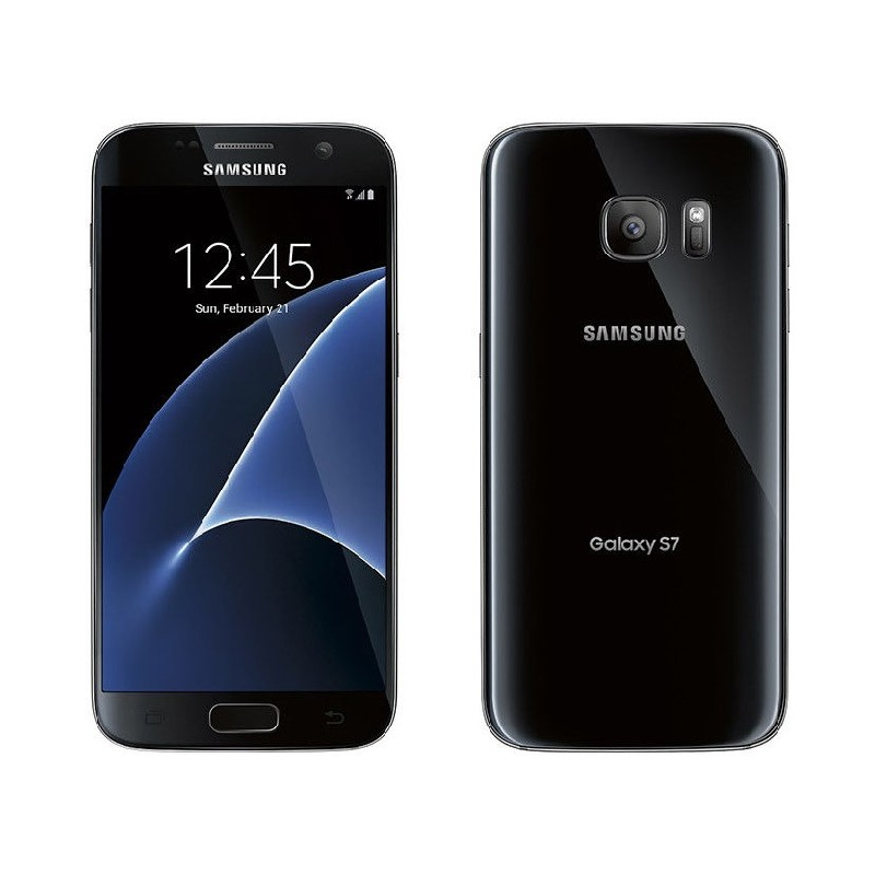 SAMSUNG S7 32GB IT Vodafone Black