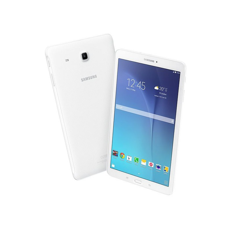 SAMSUNG TABLET T561 9.6 Galaxy TAB E 8GB 3G WIFI IT White