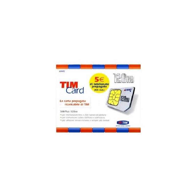 TIM CARD 1€ di traffico