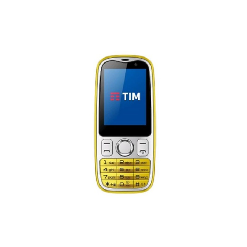 TIM ZTE EASY 4G TIM GIALLO