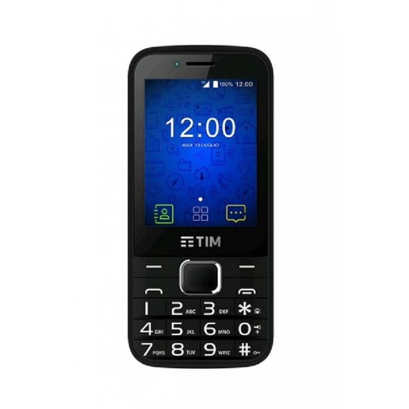 TIM ZTE EASY TOUCH 4G 2.8\'\' 4GB TIM BLACK