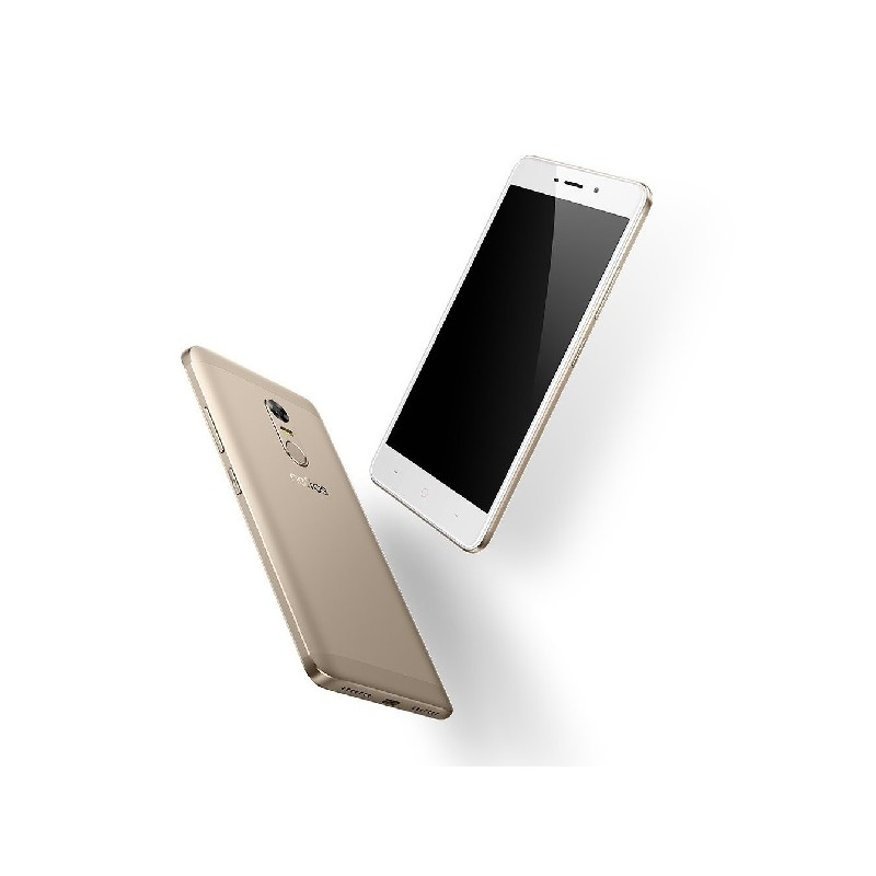 TPLink Neffos X1 16gb Sunrise Gold 4G, Dual Sim, Display HD 5, Impronta digitale, 2Gb Ram, 13 MP