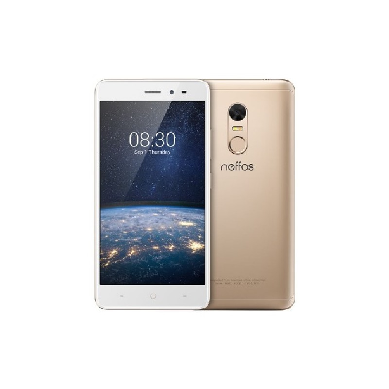 TPLink Neffos X1 Lite 16gb Sunrise Gold 4G Dual Sim, Display HD 5, 2Gb Ram, 13 MP
