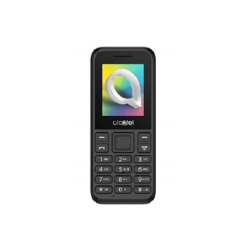 ALCATEL OT1066 EUROPA Black