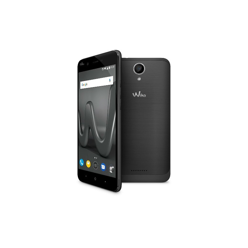 WIKO HARRY 5\'\'4G HD 13MP RAM 3GB Android 7.0 ITALIA DualSim Anthracite