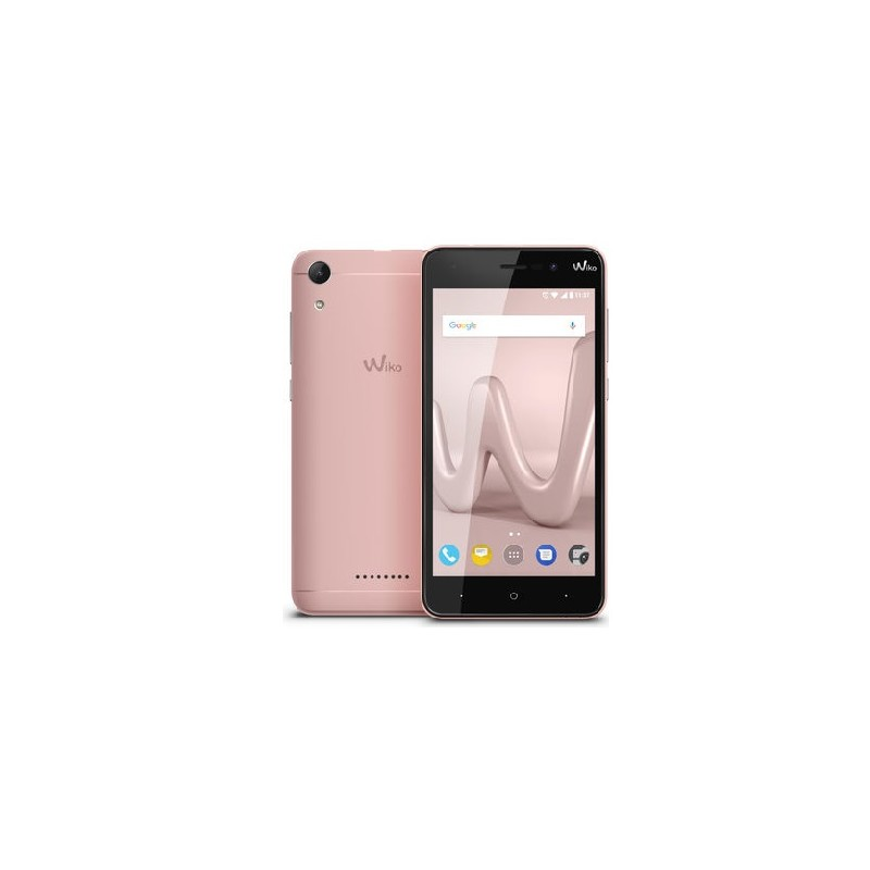 WIKO Lenny4 5\'\' HD 8M ROM 16GB  Android 7 ITALIA Rose Gold DualSim