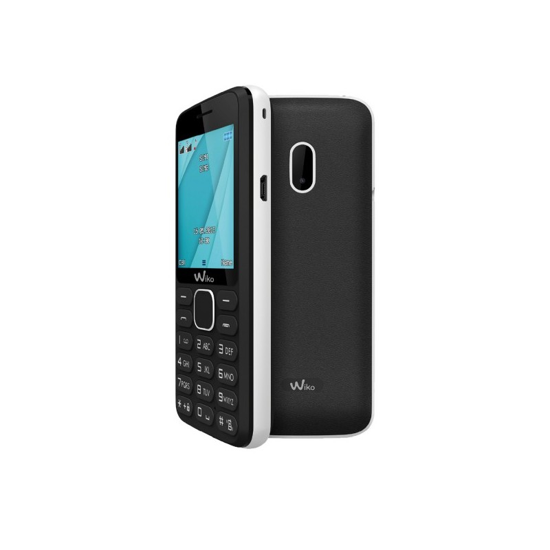 WIKO LUBI 4 White IT DualSim Fotocamera Web Radio Mp3 Led